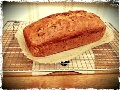 Banana Cranberry and Walnut Loaf