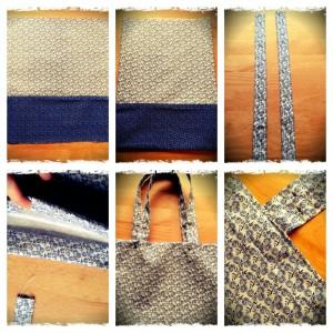 Fabric Tote