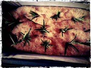 Rosemary and Thyme Bread