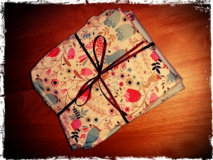 Burp Cloths Baby Gift
