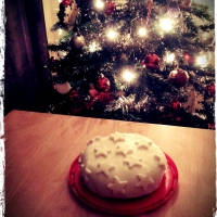 Cheat's Christmas Cake {Countdown to Christmas}