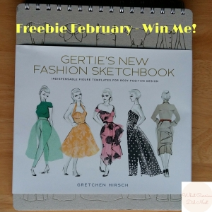 Gertie's Fashion Sketchbook