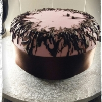 """The Drunk Barbie Hen Do Cake…AKA """"Could you make me this cake I've seen on Pinterest"""""""