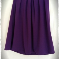 Prima Skirt - August 2014 Pattern (with a pretty sizeable modification)