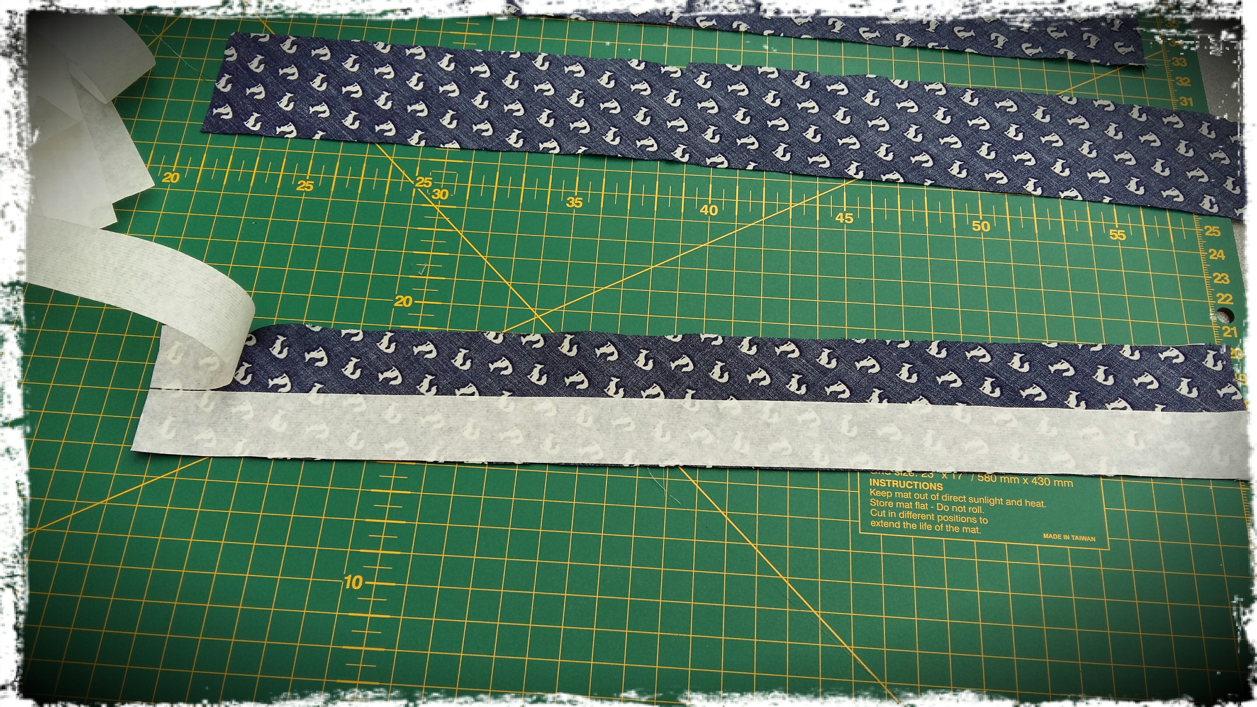 how to make your own binding