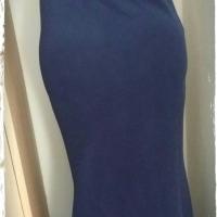 Strapless Fishtail Dress