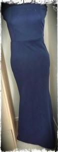 Fishtail Evening Dress