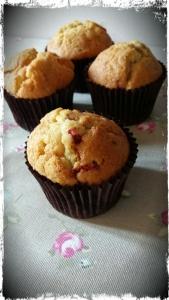 Raspberry and Orange Muffins