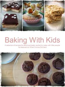 Free ebook Baking with Kids