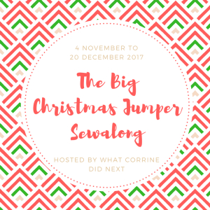 The Big Christmas Jumper Sewalong 2017